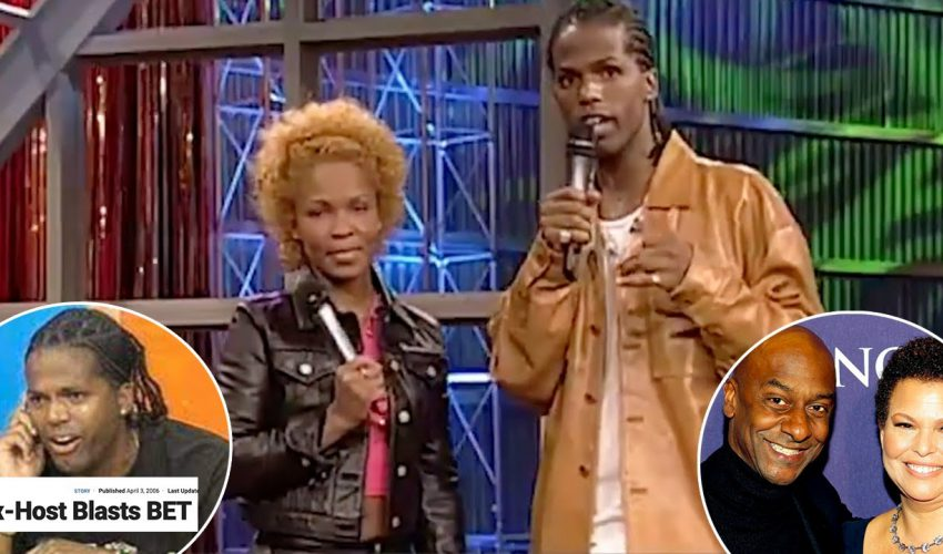 106 & PARK: What REALLY Made Free & AJ Leave the Show