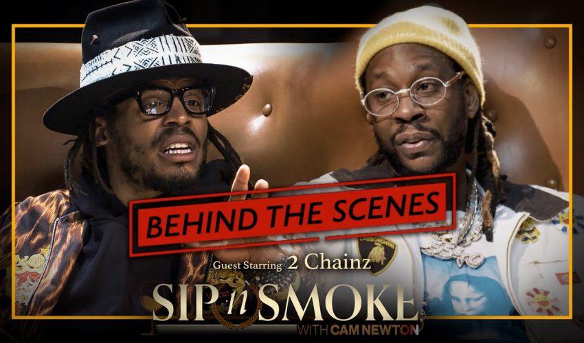 2 Chainz Talks Owning Black Atlanta Night Life w/ Cam Newton | Sip n Smoke