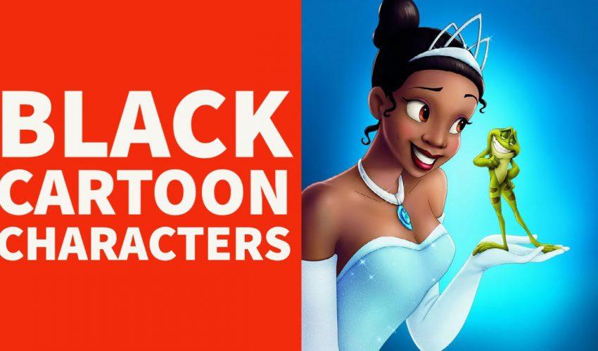 5 Legendary Black Cartoons Characters   The 5