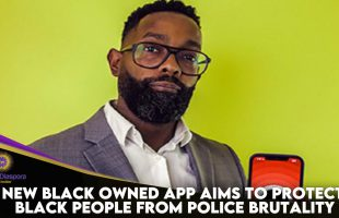 A New Black-Owned App Aims To Protect People From Police Brutality