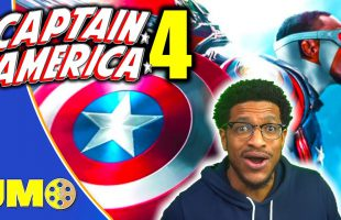 Captain America 4 CONFIRMED With Falcon And Winter Soldier Writer Malcolm Spellman!