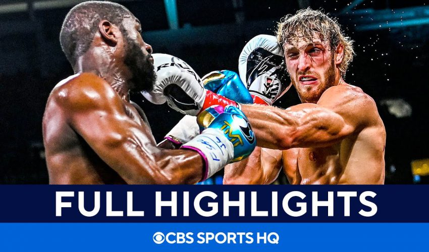 Floyd Mayweather vs. Logan Paul: Goes the distance[Hightlights,Recap] CBS Sports