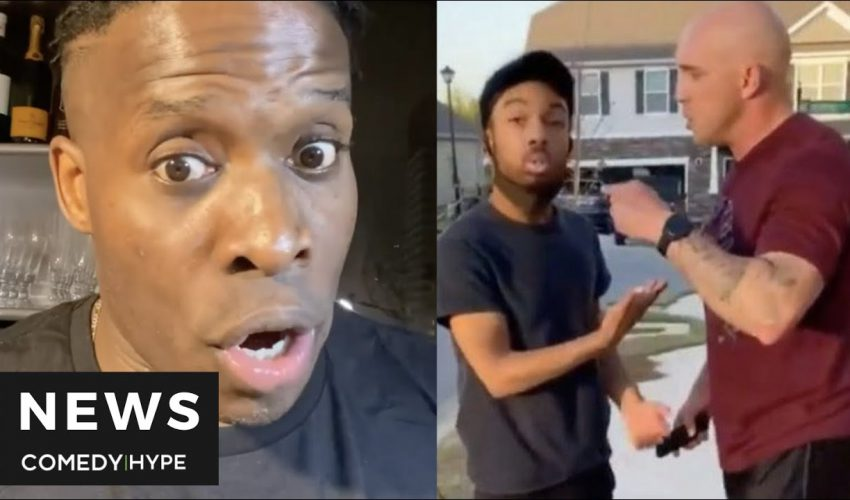 Godfrey Reacts To White Soldier Bullying Young Black Man: Fight Black Men, Not Boys And Girls