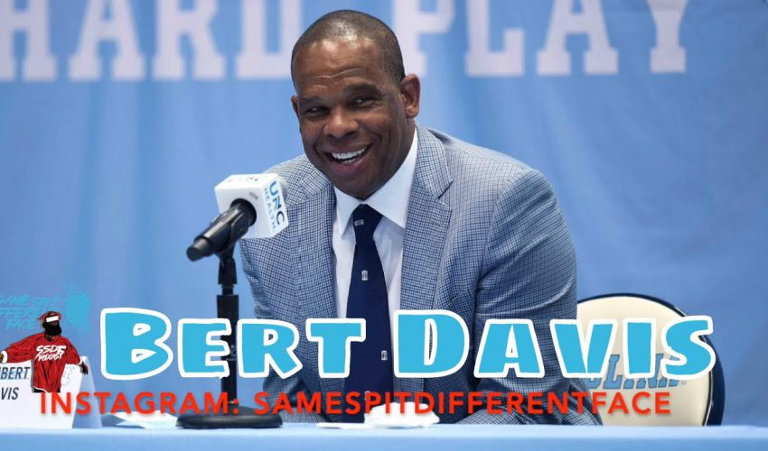 HUBERT DAVIS UNC Hire Is a Trick To Pull Black Athletes Away From HBCUs, He Missed a Huge Moment!!