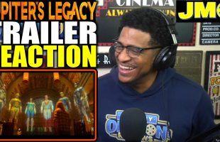 Jupiter's Legacy (2021) Official Trailer Reaction | THIS LOOKS AMAZING!!!