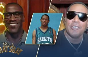 Master P refused to carry the team's bags as a rookie on the Hornets | EPISODE 24 | CLUB SHAY SHAY