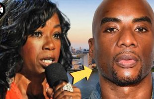 Melaine Comarcho On Being Disrespected By Charlamagne Tha God!