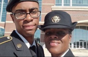 Mother of harassed Black soldier reacts to viral video at Virginia IHOP
