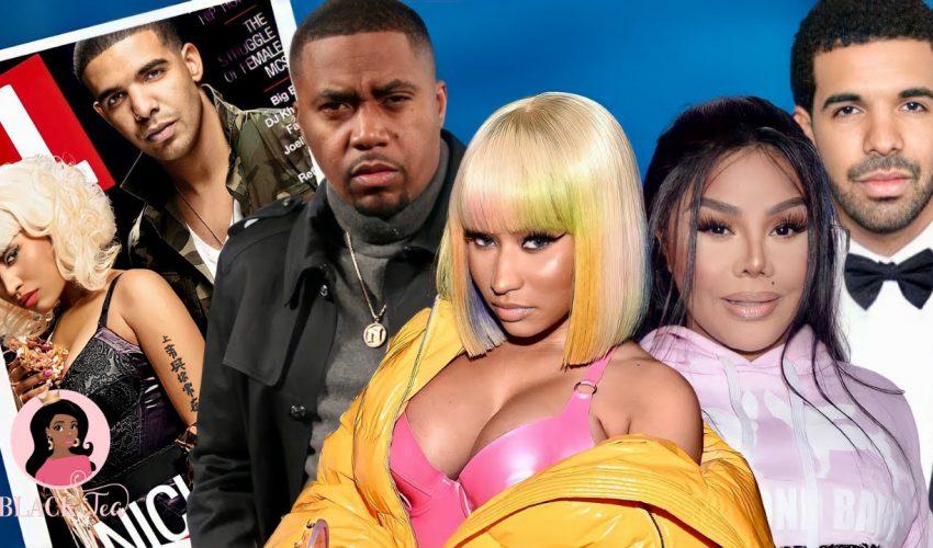 "Nicki Minaj, The Barbz, Drake & Nas ""Disrespected"" & Downplayed in New XXL Article!"