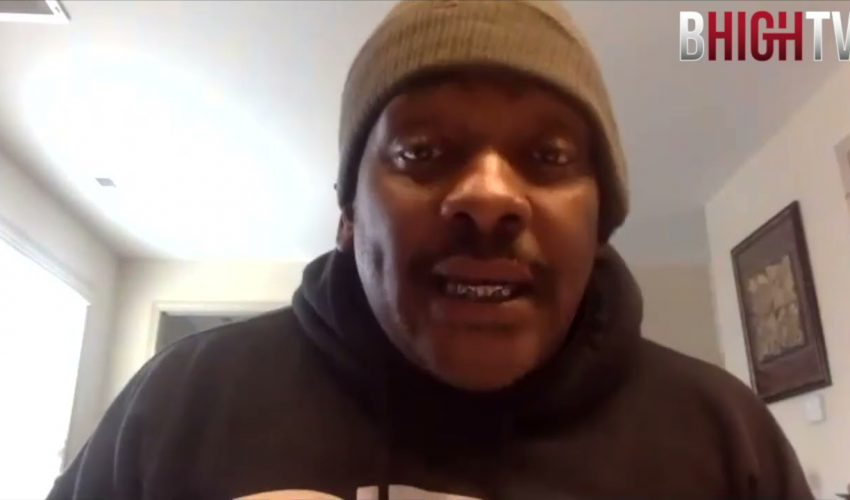 Petey Pablo: I Spent $120K Before The Check Cleared, There Are 3 Types Of Money In Life That You Get