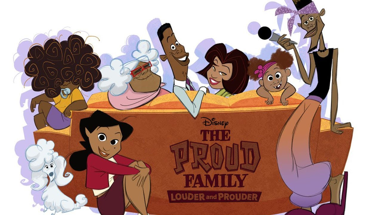 The Proud Family Louder and Prouder! Kyla Pratt Gives Us an Update