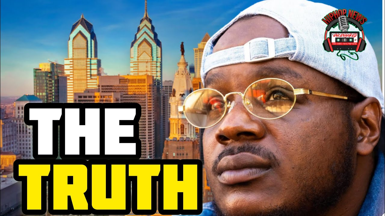 Trendsetta Shady On Rumors He Snitched & Ran From Philly To Witness Protection!