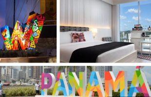 W Panamá Luxury 5 Star Hotel Review : Panamá City