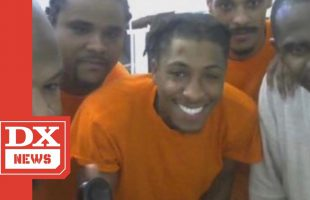 YoungBoy Never Broke Again Is All Smiles In Newly Surfaced Prison Photos