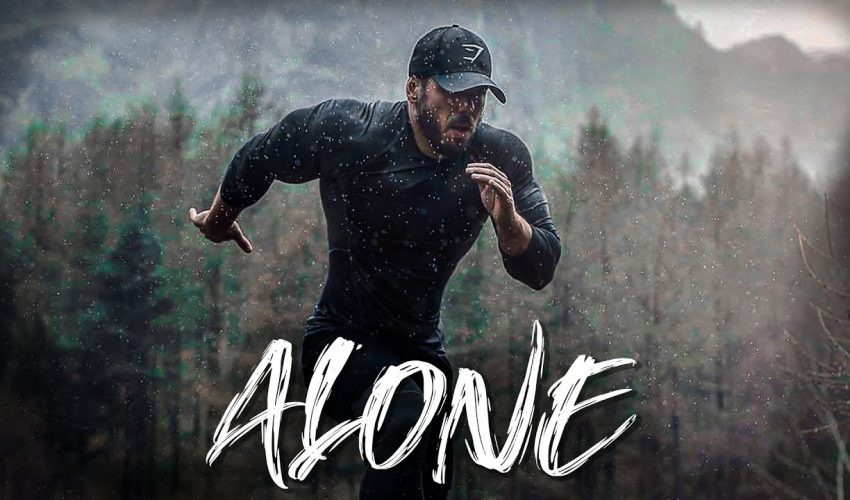 Natural Gym   ALONE FITNESS MOTIVATION FOR THE YEAR 2021