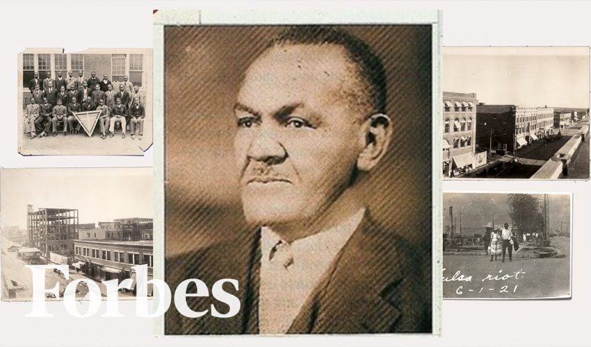 Black Wall Street And Its Legacy In America