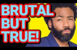 Donald Glover SLAMS Hollywood For Cancel Culture!