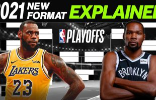 NEW NBA Playoff Format Explained:Play In Tourney