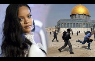 Rihanna Faces Backlash Over Comments on Palestine & Israel