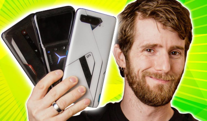 Why do 'Gaming' Phones Exist?? (Linus Tech Tips)