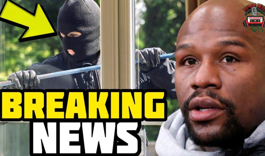 Breaking: Floyd Mayweather Robbed!