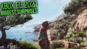 XBOX E3 2021: 10 Biggest Surprises And New Releases For The Series X [4K]