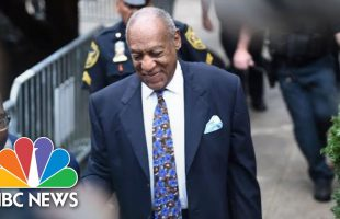 Bill Cosby Leaves Prison After Conviction Overturned | NBC News