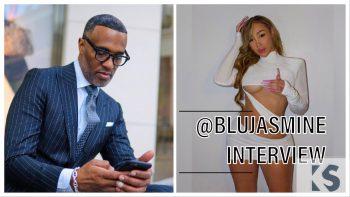 My Ex Still Pays My Bills 💵 The Interview with @Blujasmine