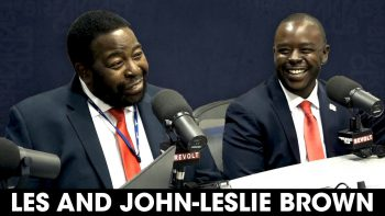 Les Brown & John-Leslie Brown Discuss Mindset Adjustment, Embracing Only Quality People + More